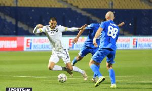 Match Highlights. Pakhtakor 3-0 Bukhara