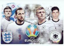 Евро-2020. Англия - Германия: Матнли трансляция