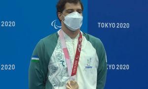 Делегация Узбекистана завоевала первую медаль Паралимпийских игр Токио-2020