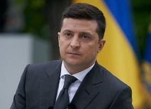 Украина президенти Испания устидан қозонилган ғалаба ҳақида гапирди