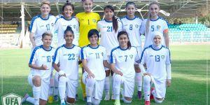 Женская национальная сборная Узбекистана отправилась в Кыргызстан для участия в «Кубке надежды»