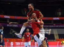 Футзал. В 3-м раунде наш соперник Египет обыграл Гватемалу