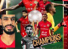 """""""Shabab Al-Ahli"""" finalda g'alaba qozondi. Masharipovdan """"Panenka"""" uslubida gol!"""