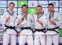 Uzbek judokas finish second place at Marrakech Grand Prix 2019