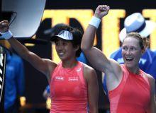 Australian Open-2019. Стосур ва Чжан жуфтлик баҳсларида тенгсиз бўлди