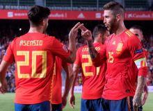 Испания - Хорватия 6:0 (видео)