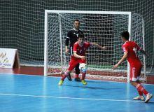 Третий тур XXIII Чемпионата Узбекистана по футзалу начался в Ташкенте.