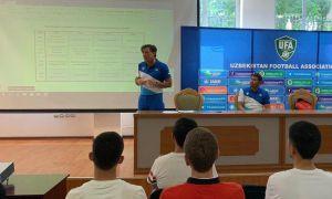 В АФУ проходят учебные курсы по подготовке тренеров