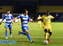 FC Pakhtakor start their Super League campaign with a 2-0 victory
