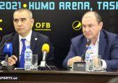 Box press-conference
