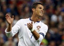 Роналду йил охирига қадар Португалия термасига чақирилмайди