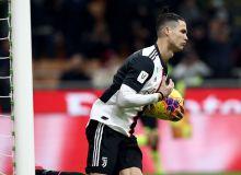 """Италия Кубоги: Роналду """"Ювентус""""ни мағлубиятдан қутқариб қолди"""