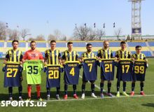 FC Pakhtakor introduce new players to the media