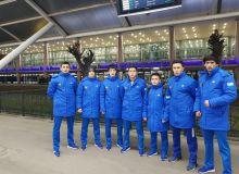 Uzbekistan's athletes leave for WKF Karate 1-Series A tournament