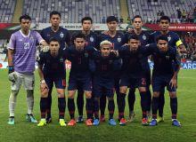 Состав сборной Таиланда на участие в международном турнире «China Cup-2019»