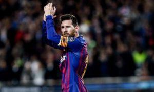 """Барселона"" Мессининг 32 ёши билан табриклади (видео)"