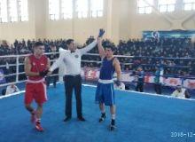 Хуршид Абдуллаев завоевал золотую медаль чемпионата Узбекистана