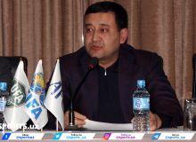Умид Аҳмаджонов Андижонда вилоят футбол мутассаддилари ва спорт федерациялари вакиллари билан мажлис ўтказди