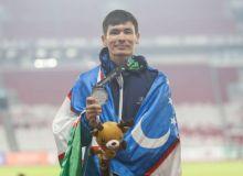 Руслан Қурбонов Осиё чемпионлигини қўлга киритди