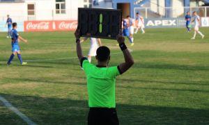 Coca-Cola Кубок Узбекистана. Официальные лица на матч «Олимпик» – «Пахтакор»