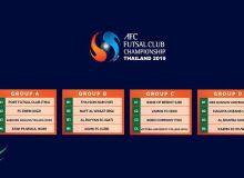 Состоялась жеребьёвка клубного чемпионата Азии по футзалу