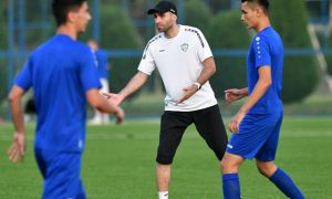Uzbekistan aiming for the title, says head coach Kapadze