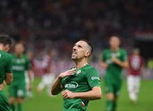 36 ёшли Рибери А Серияда ойнинг энг яхши футболчиси деб топилди