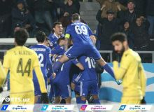 FC Nasaf bag all three points in Karshi