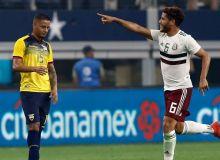 Мексика - Эквадор 3:2 (видео)