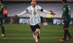ЖЧ-2022 саралаши. Мессининг хет-триги Аргентинага ғалаба келтирди, Бразилия ва Уругвайда ҳам ғалаба