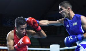 Uzbek boxers start their participation in Thailand Open International Boxing Tournament