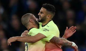 """""""Манчестер Сити""""нинг ғалабали юриши Ливерпулда ҳам давом этди (видео)"""