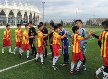 Определились четвертьфиналисты турнира «Кубок АФУ» среди региональных детско-юношеских академий