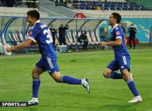 Photo Gallery. FC Bunyodkor 2-3 FC AGMK