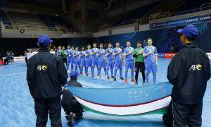 Товарищеские матчи национальной сборной Узбекистана по футзалу.