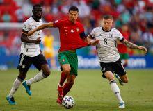 6та гол урилган Португалия – Германия ўйинининг видеошарҳини томоша қилинг