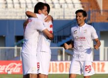 FC Lokomotiv claim a 3-1 win over FC Bukhara