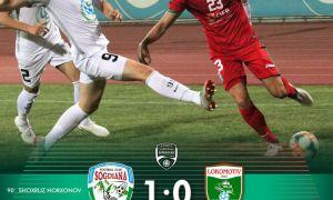 FC Sogdiana down FC Lokomotiv to claim a three-point bag