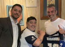 Расман: Марадона Аргентина чемпионатининг сўнгги поғонасида бораётган жамоа бош мураббийига айланди