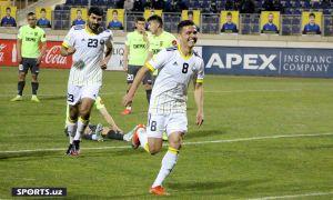 Photo Gallery. FC AGMK 0-3 FC Pakhtakor