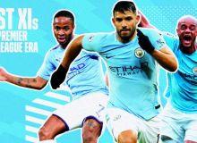 """""""Манчестер Сити""""нинг Премьер-лига давридаги энг яхши футболчилари рамзий жамоаси: Агуэро, Компани ва бошқалар!"""