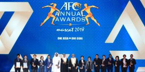 Asia's best honoured in spectacular ceremony in Muscat