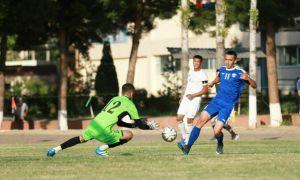 Юношеская сборная Узбекистана победила «Бунёдкор-2»