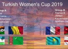 Сегодня женская олимпийская сборная Узбекистана начнёт своё участие в международном турнире «Turkish Women's Cup 2019»