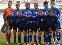Женская олимпийская сборная проведёт сбор в Ташкенте