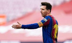 """Месси """"Барселона""""да шуғулланмайди, чунки..."""