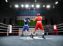 ASBC Heroes – Uzbekistan's ASBC Asian Junior Champion Nusratbek Tokhirov wins a youth event a few weeks ago