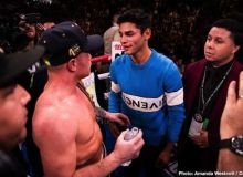Раянь Гарсия WBC чемпиони билан жанг қилмоқчи