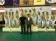 Итоги чемпионата Узбекистана в командных соревнованиях по рапире