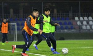 Сборная Узбекистана U-16 провела контрольный матч